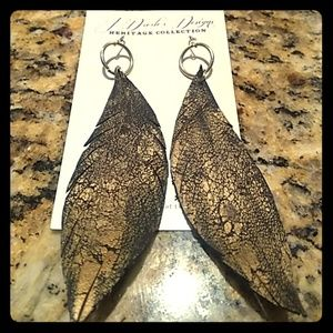 J Dexter Designs earrings